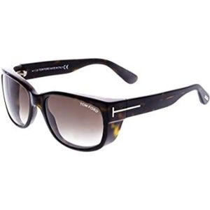 Tom Ford TF 441 52K Carson Dark Havana Sunglasses